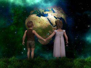Wunderbare schöne neue Welt