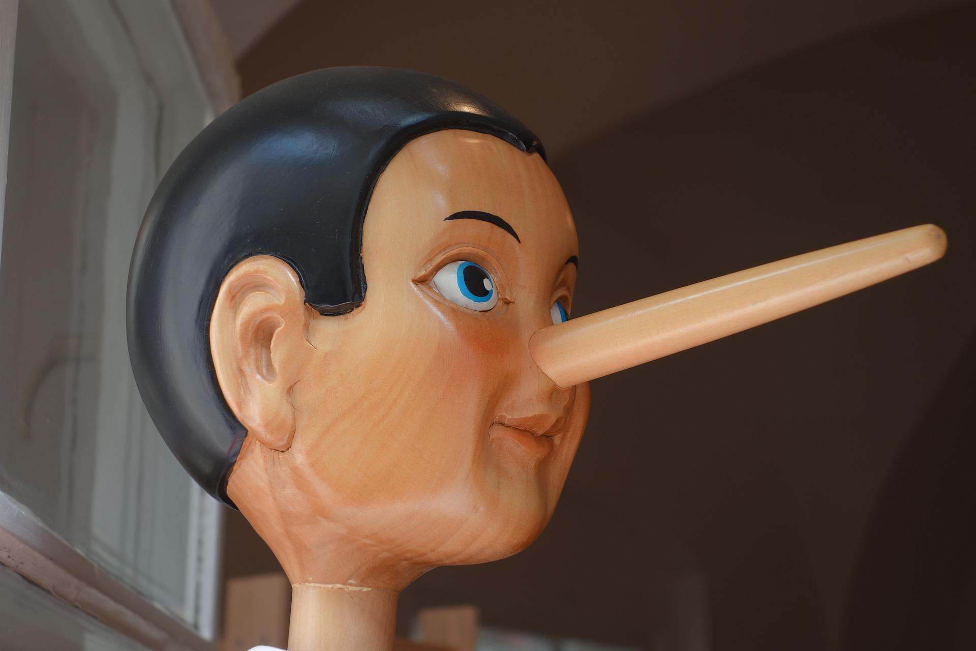 Wie oft lügst du?